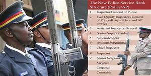 Police ranks reduced in shake-up - Politics and policy