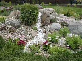 Landscaping with Rock Garden Ideas