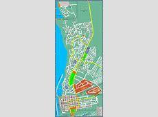 Map of Swakopmund Detailed Street Maps