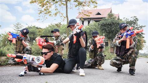 Ltt Nerf War  Seal X Special Mission Use Skill Nerf Guns