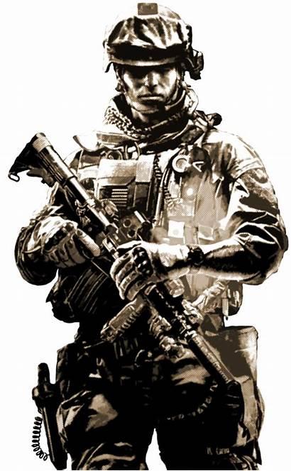 Soldier Army Battlefield Military Officer Desktop Freepngimg