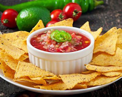 recette sauce salsa facile rapide