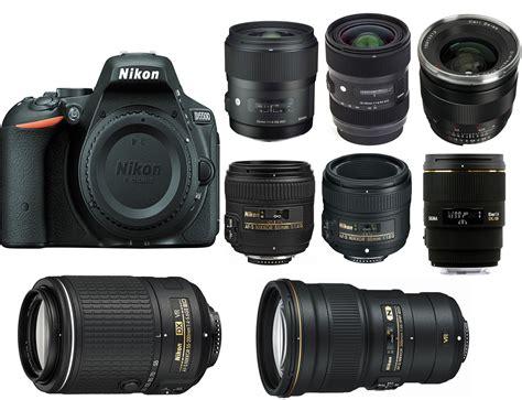 nikon best lens best lenses for nikon d5500 lens rumors