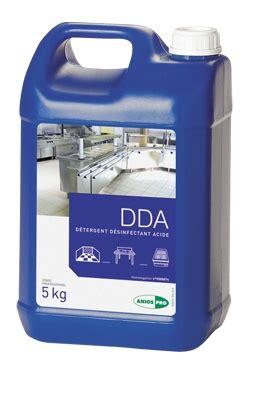 produit cuisine professionnel anios detergent desinfectant acide dda 5 l