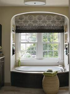 picture 10 of 17 design bookmark 17726 With window treatments for the bathroom