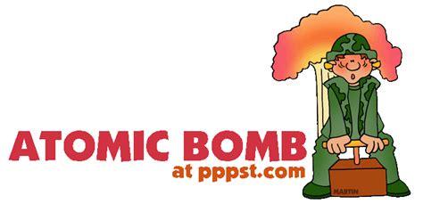 powerpoint    atomic bomb