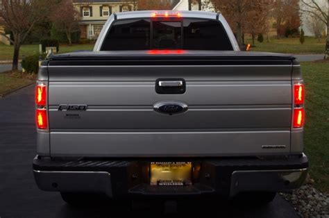Raptor Brake Light Installed Xlt Ford