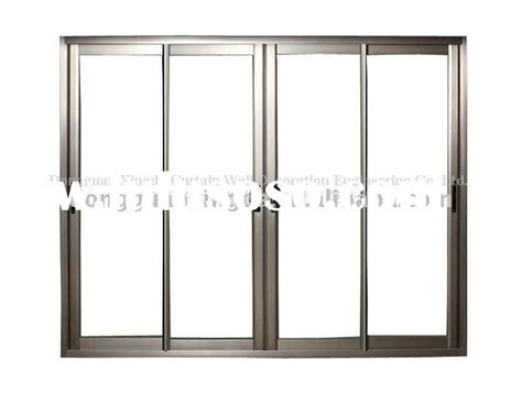 bronze aluminum sliding patio doors bronze aluminum