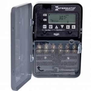 Intermatic Et8215c Digital Timer  120