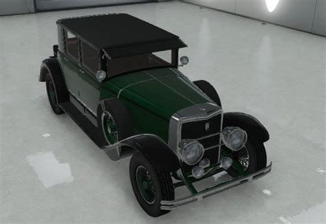 Albany Roosevelt Valor(new Dlc Car