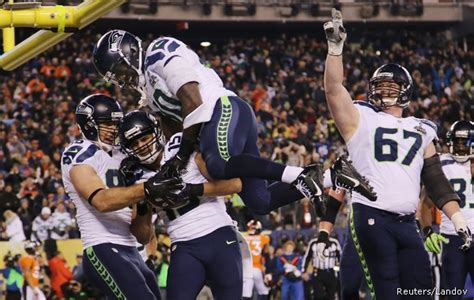 seahawks beat broncos    super bowl newsmaxcom