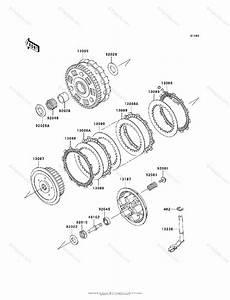Wiring Diagram  30 Kawasaki Vulcan 900 Parts Diagram