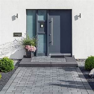 Eingangsbereich Haus Neu Gestalten : belpasso grigio brillant hauseingang home pinterest ~ Lizthompson.info Haus und Dekorationen