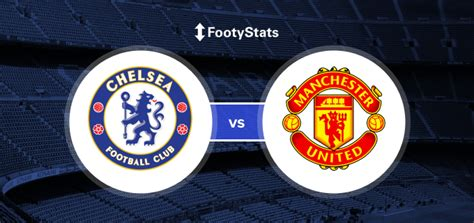 Chelsea vs Manchester United Predictions & H2H | FootyStats