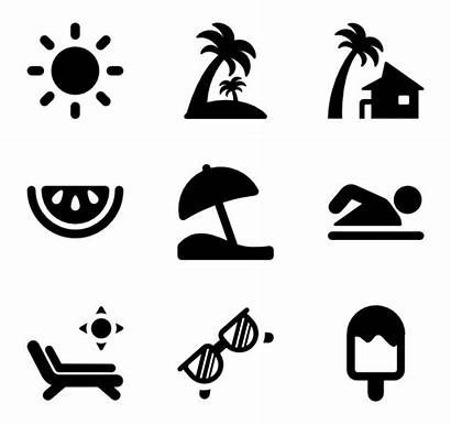 Icon Holiday Icons Svg Packs Flaticon Vacation
