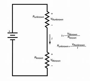 Measuring Resistance  In Circuit And Out