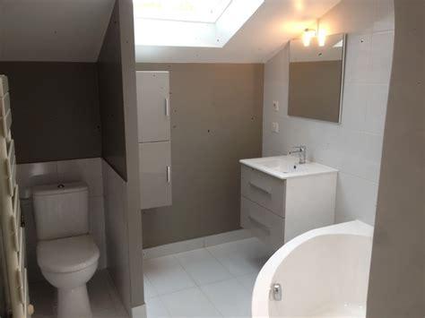 salle de bain angle salle de bain parisienne lumineuse 5m2 baignoire angle wc int 233 gr 233