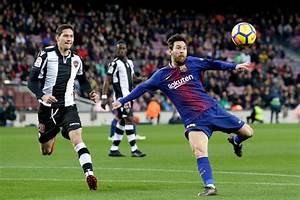 Barcelona Vs Levante La Liga Final Score 3 0 Bara