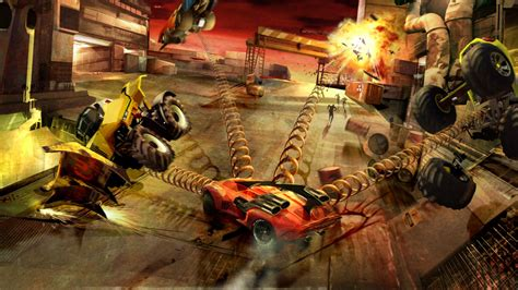 Wallpaper Carmageddon Reincarnation Best Games 2015
