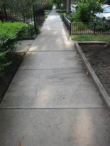 Sidewalks: bad for the neighborhood?