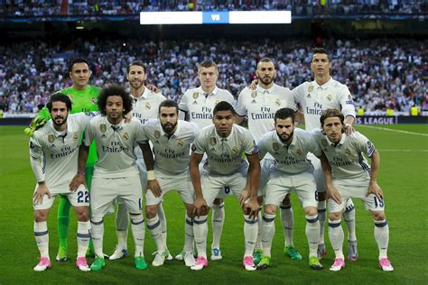 real madrid announce squad for el clasico against fc barcelona managing madrid