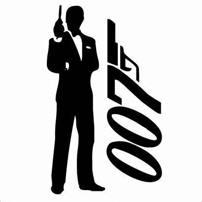Bond James 007 Theme Party Desktop Theme