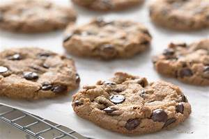Crunchy Chocolate Cookies Recipe — Dishmaps