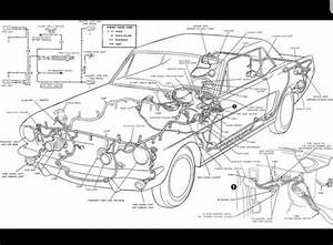 2008 Ford Mustang Parts Diagram