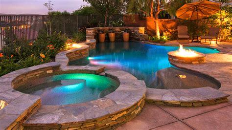 Pool Design by Custom Swimming Pools In California Swimming Pool