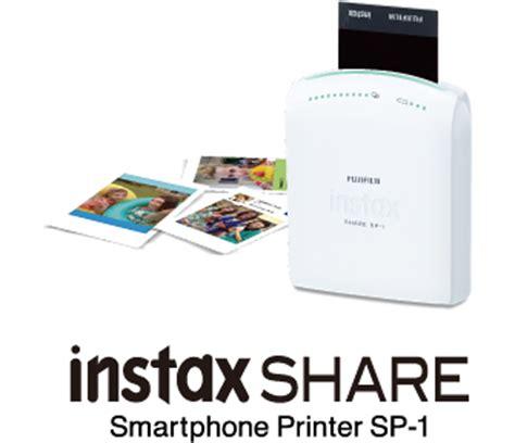 fujifilm instax smartphone printer sp 1 fujifilm launches an instant smartphone printer instax Inspirational