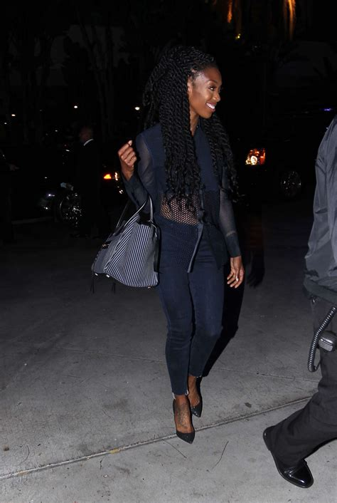 brandy norwood    lakers game  los angeles