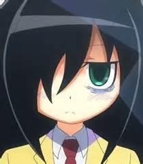tomoko kuroki voice watamote show   voice
