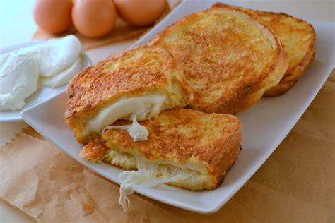 ricetta di mozzarella in carrozza mozzarella in carrozza