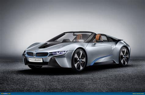 Ausmotivecom » Bmw I8 Concept Spyder Revealed