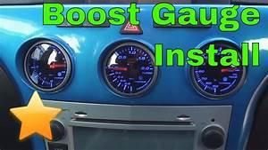 Saas Diesel Boost Gauge Wiring Diagram