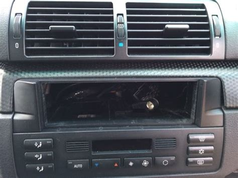 bmw e46 radio bmw e46 radio frame adapter black for sale in kilkenny