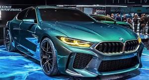Bmw M8 2018 : bmw concept m8 gran coupe 2018 official geneva motor show 2018 azh cars ~ Mglfilm.com Idées de Décoration