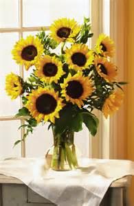 Sunflower Flower Arrangements