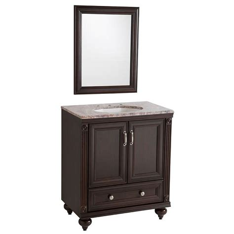 home decorators vanity home decorators collection la touche 30 in w vanity in 1655