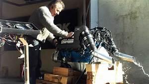 Moteur Omc V8 5 7l