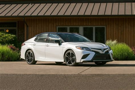 2018 Toyota Camry Pricing