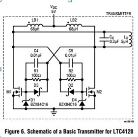 understanding royer oscillator for wireless power transfer specially mosfet gate driver