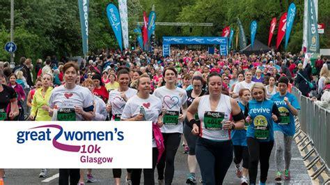 Great Women's 10k In Glasgow