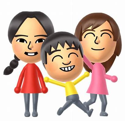 Wii Mii Nintendo Miis Sports Avatars Maker