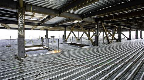metal decking precast concrete units mclh  ma
