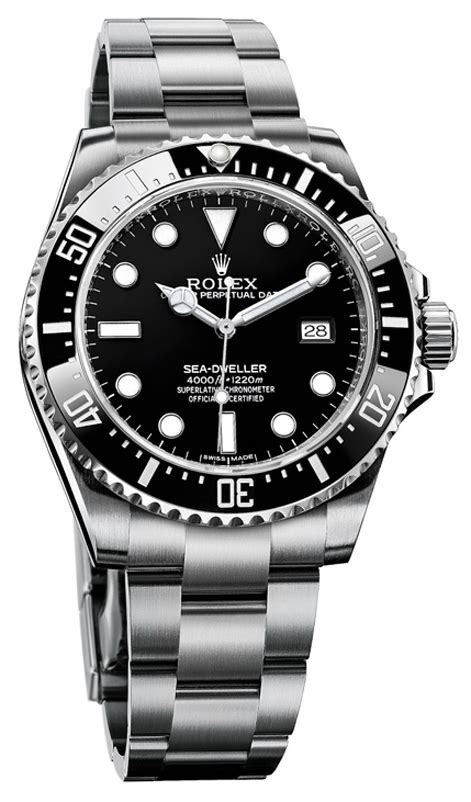 116600 Rolex Oyster Perpetual Sea-Dweller Mens Automatic Watch