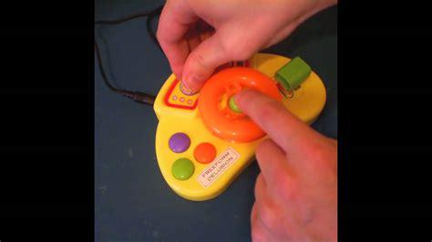 Circuit Bent Small Asda Driving Toy Freeform Delusion