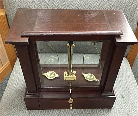 antique fairbanks bench model balance beam scale