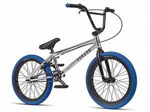 "wethepeople ""Arcade"" 2016 BMX Bike - Chrome Polished ..."