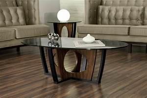 Couchtisch Glas Oval : couchtisch oval 40 coole fotos ~ Orissabook.com Haus und Dekorationen